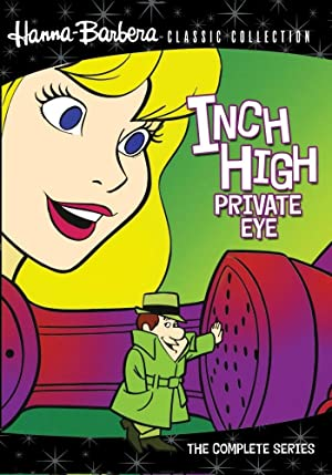 Where to stream Inch High, Private Eye