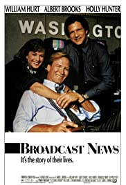 Broadcast News Poster