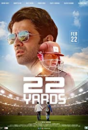 22 Yards Poster