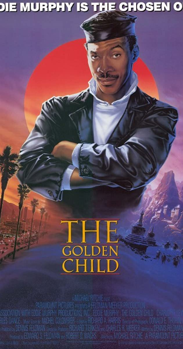 The Golden Child 1986 Imdb