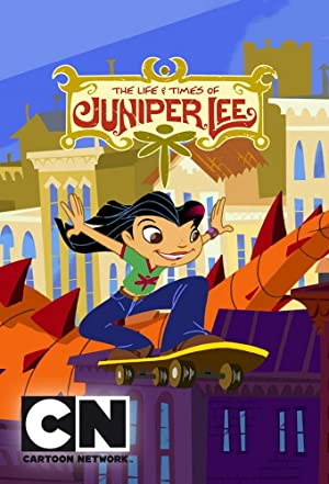 Where to stream The Life and Times of Juniper Lee