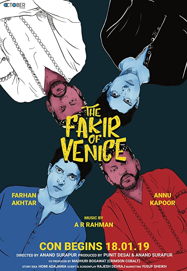 The Fakir of Venice (2009)