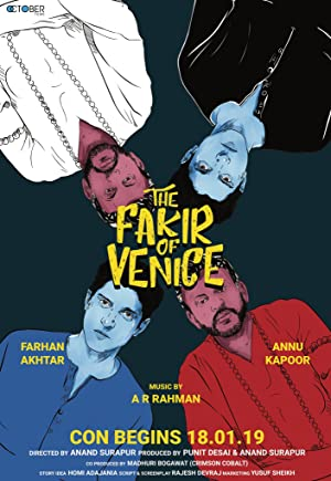Drama The Fakir of Venice Movie