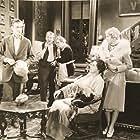 William Bakewell, Spencer Charters, Maude Eburne, Grayce Hampton, and Una Merkel in The Bat Whispers (1930)