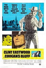 Coogan's Bluff (1968) Poster - Movie Forum, Cast, Reviews
