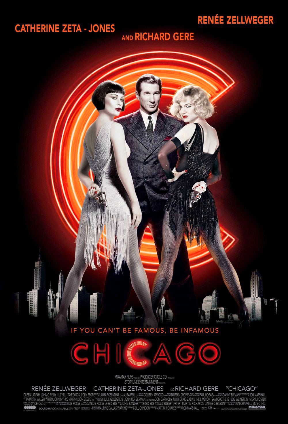 Chicago (2002) BluRay 480p, 720p & 1080p