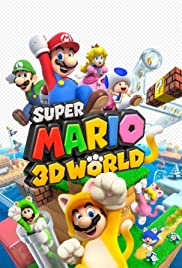 Super Mario 3D World Poster