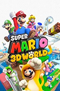 Super Mario 3D World 720p torrent