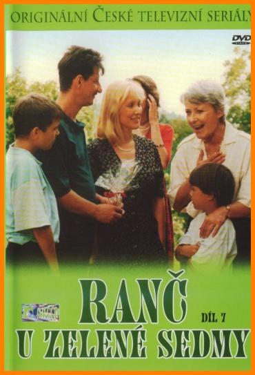 Miro Noga, Milena Steinmasslová, Jana Stepánková, Marián Beník, and Pavel Zednícek in Ranc U Zelené sedmy (1996)