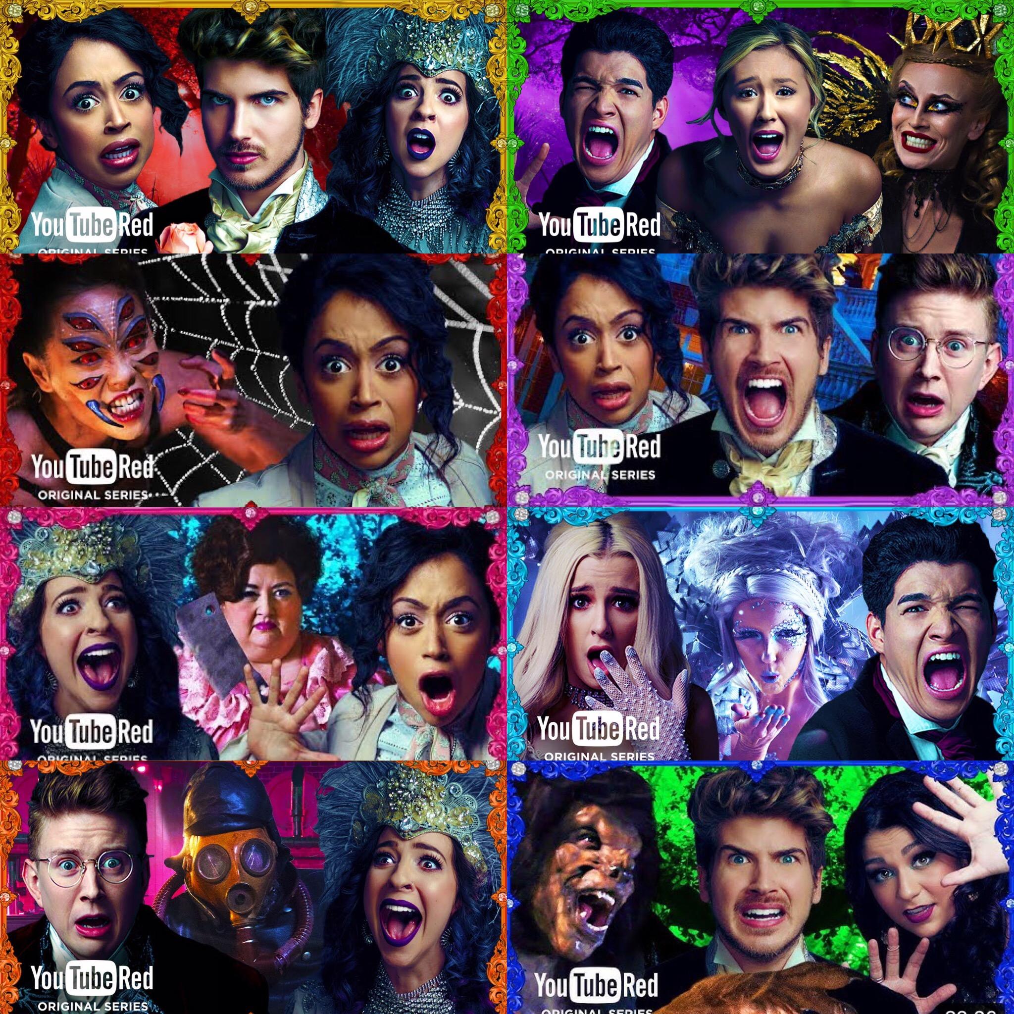 Escape the Night (TV Series 2016– ) - Photo Gallery - IMDb