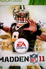 Madden NFL 11(2010) Poster - Movie Forum, Cast, Reviews