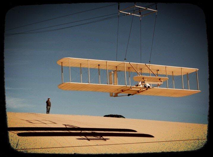 Joe Ross in First in Flight (2012)