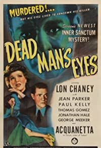Primary photo for Dead Man's Eyes