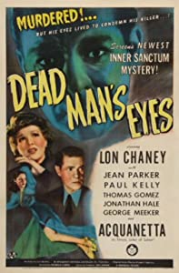 Latest hollywood movie trailer free download Dead Man's Eyes [pixels]