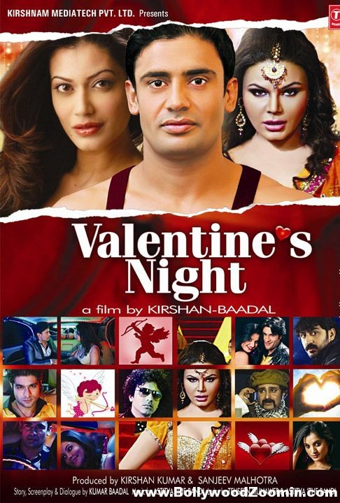 Valentine's Night.2012 Hindi 720p WEB-DL 999MB