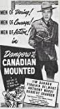 Dangers of the Canadian Mounted (1948) Poster