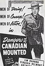 Primary image for Dangers of the Canadian Mounted