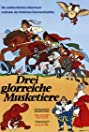 The Glorious Musketeers (1974) Poster