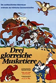The Glorious Musketeers Poster