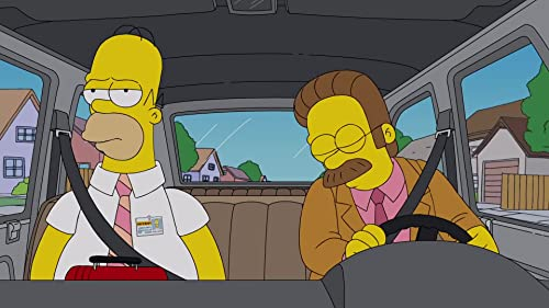 The Simpsons: Left Behind