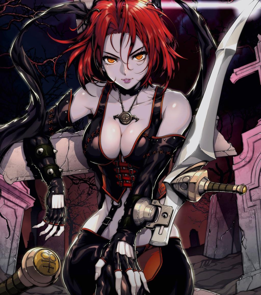 Bloodrayne Betrayal Video Game 2011 Imdb