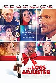 Joan Collins, Vas Blackwood, Luke Goss, Martin Kemp, Kym Marsh, Guy Siner, Cathy Tyson, and Lorna Fitzgerald in The Loss Adjuster (2020)