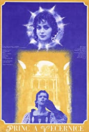 The Prince and the Evening Star Poster