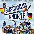 Fele Martínez, Antonio Velázquez, and Belén Cuesta in Buscando el norte (2016)