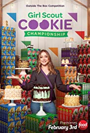 Girl Scout Cookie Championship Poster