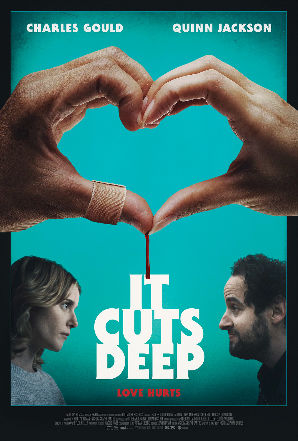 It Cuts Deep 2020 English 244MB HDRip Download