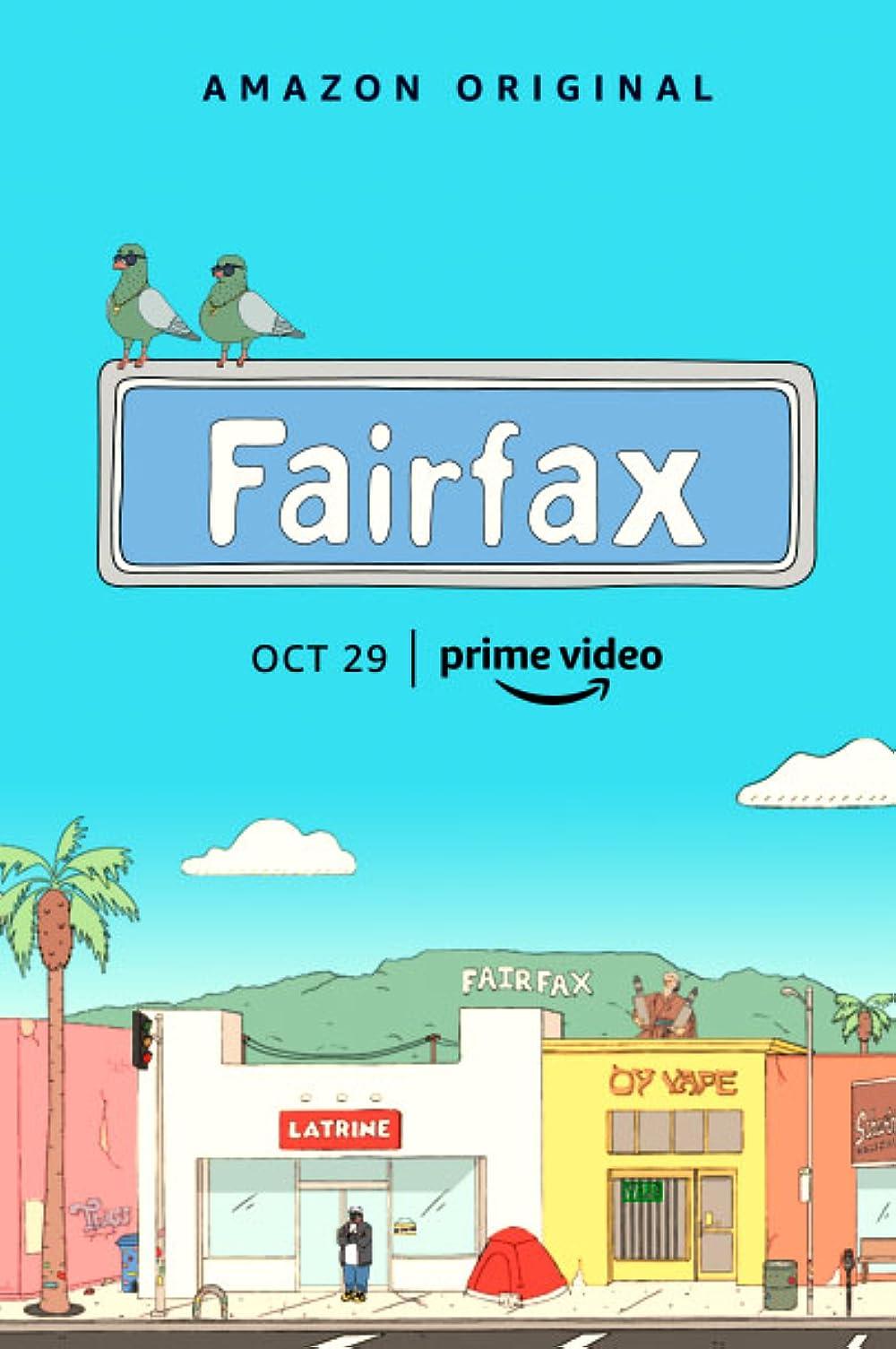 Fairfax (TV Series 2021– ) - IMDb