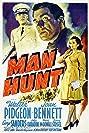 Man Hunt (1941) Poster