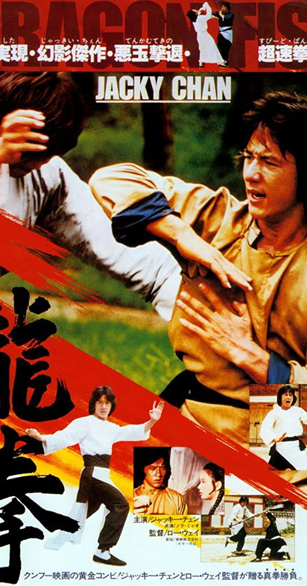 Subtitle of Dragon Fist