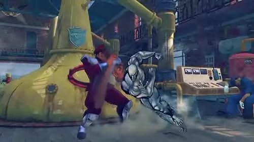 Street Fighter IV: Seth