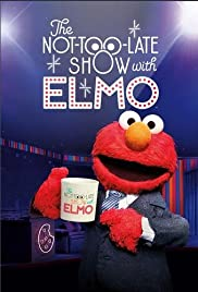 The Not Too Late Show with Elmo Poster