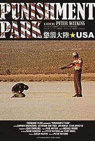 Punishment Park (1972) Poster - Movie Forum, Cast, Reviews