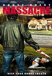 House Guest Massacre Poster