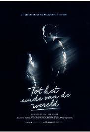 Tot het einde van de wereld Poster