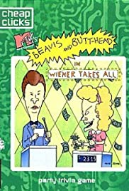 Beavis and Butt-Head in Wiener Takes All Poster