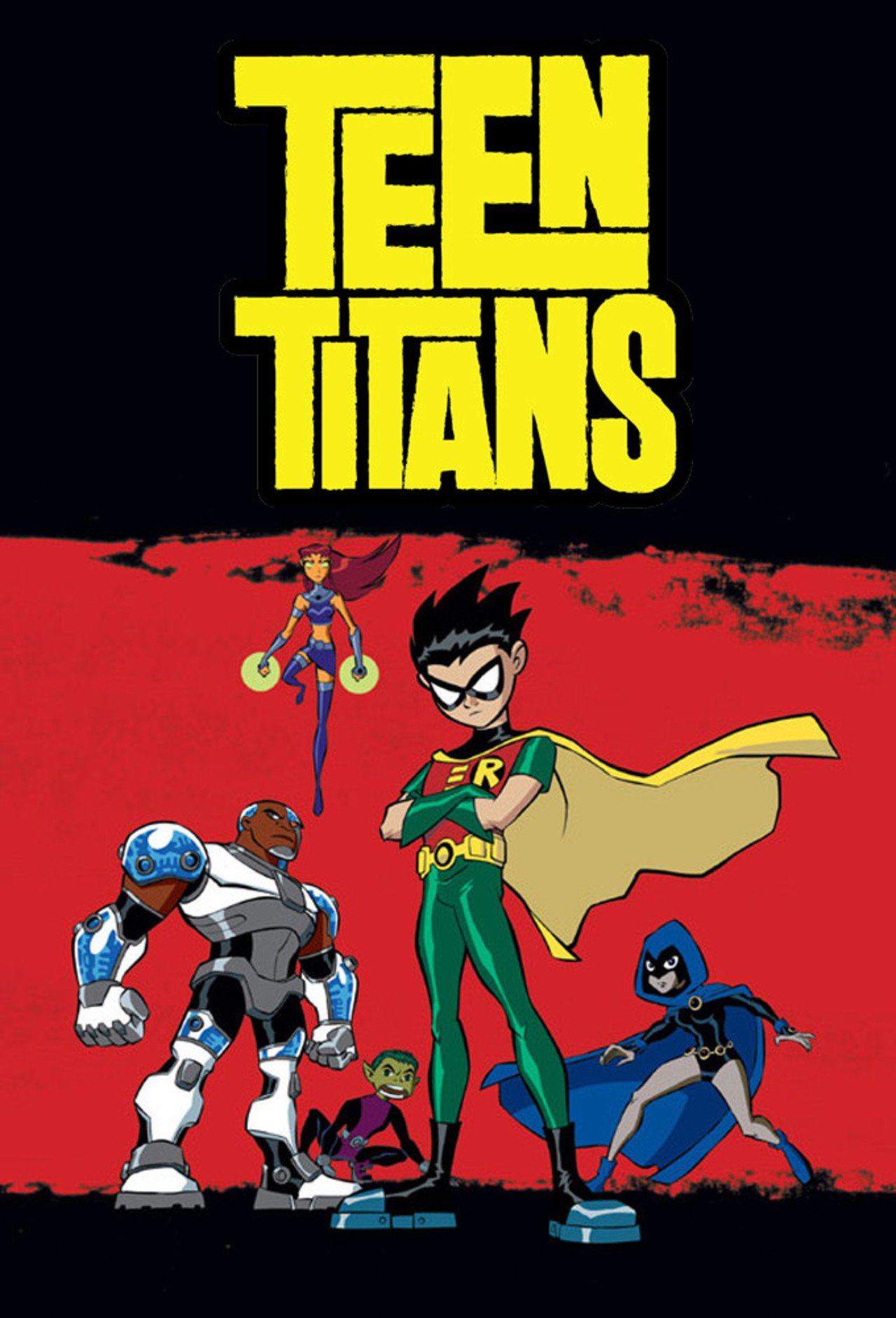 Image result for teen Titans 2005