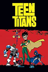 Tara Strong, Scott Menville, Hynden Walch, Greg Cipes, and Khary Payton in Teen Titans (2003)