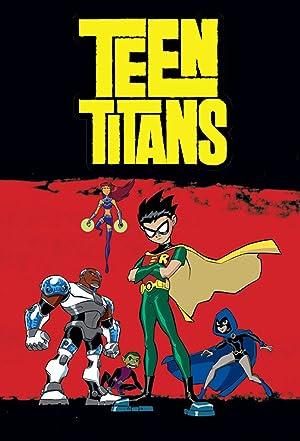 دانلود زیرنویس فارسی سریال Teen Titans 2003 فصل 5 هماهنگ با نسخه WEB-DL وب دی ال