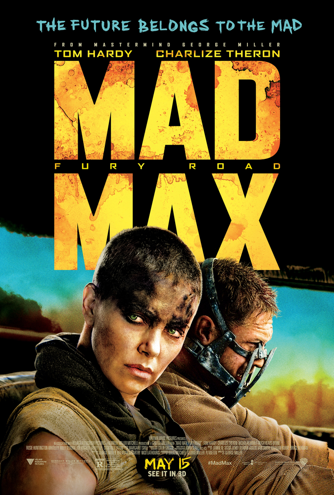 Mad Max Fury Road (2015) Hindi Dubbed 720p HDRIp Download