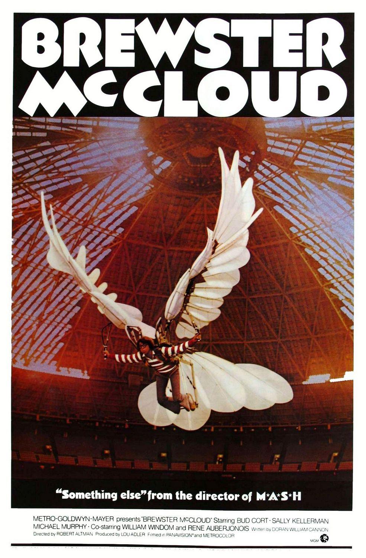 Brewster McCloud (1970) - IMDb