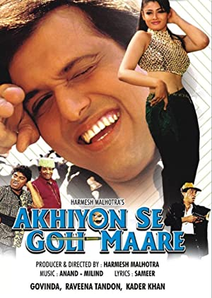 Rajeev Kaul (screenplay) Akhiyon Se Goli Maare Movie