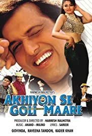 Akhiyon Se Goli Maare (2002) Poster - Movie Forum, Cast, Reviews