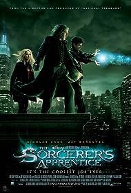 Nicolas Cage, Jay Baruchel, and Teresa Palmer in The Sorcerer's Apprentice (2010)