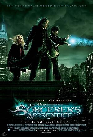 The Sorcerer's Apprentice Poster Image