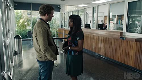 Here and Now: Meet Ashley (Jerrika Hinton)