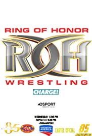 Ring of Honor Wrestling Poster